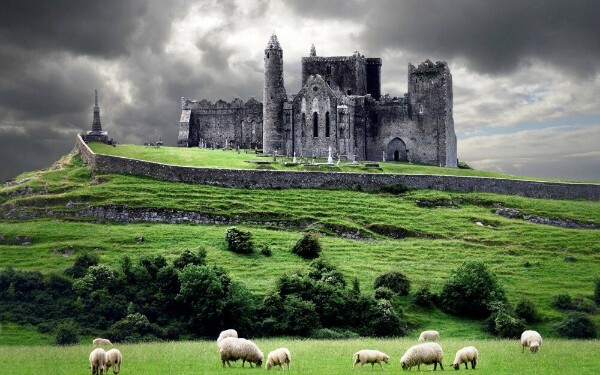 Хочу в Ирландию