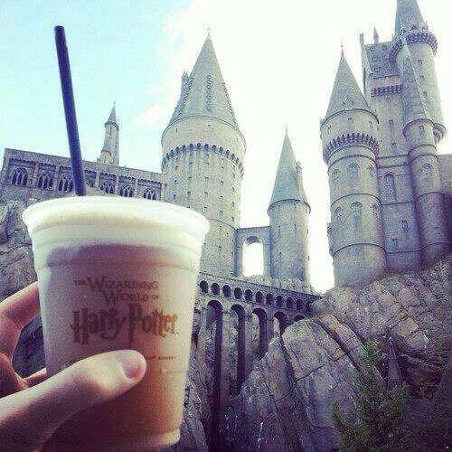 Побывать в парке Гарри Поттера
