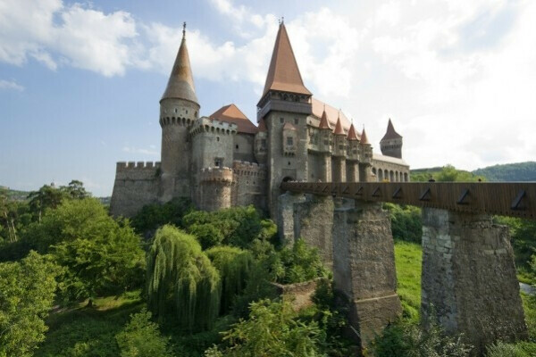 Посетить Трансильванию