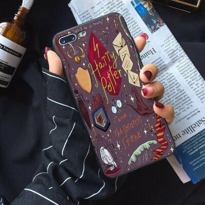 Чехол для телефона Гарри Поттер
