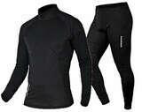 Комплект термобелья Noname Arctos Underwear Black WS 15 - купить в интернет-магазине Five-Sport.ru