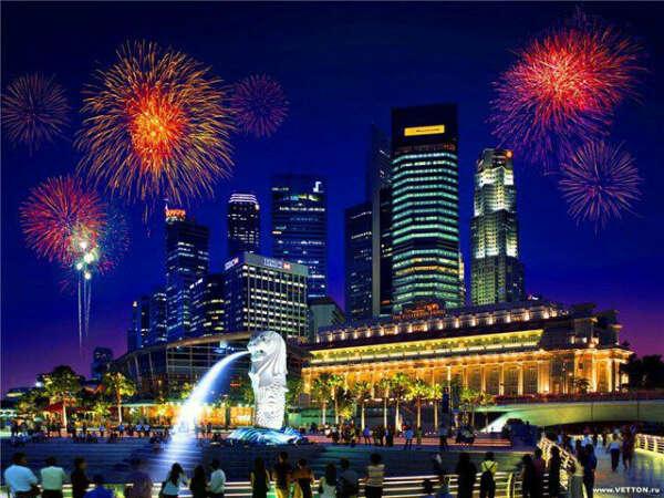 Посетить Сингапур *__*
