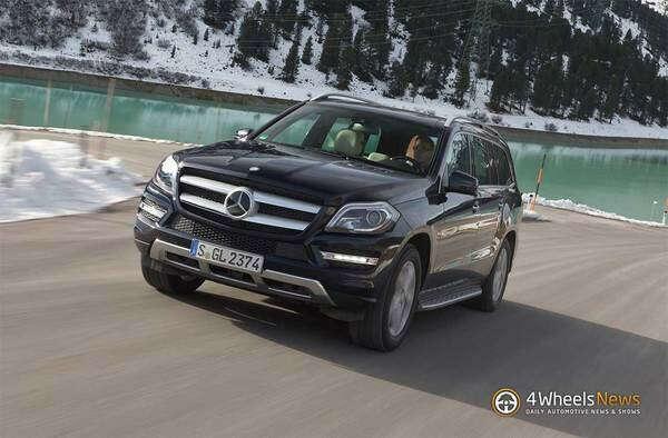 Mercedes 400 GL