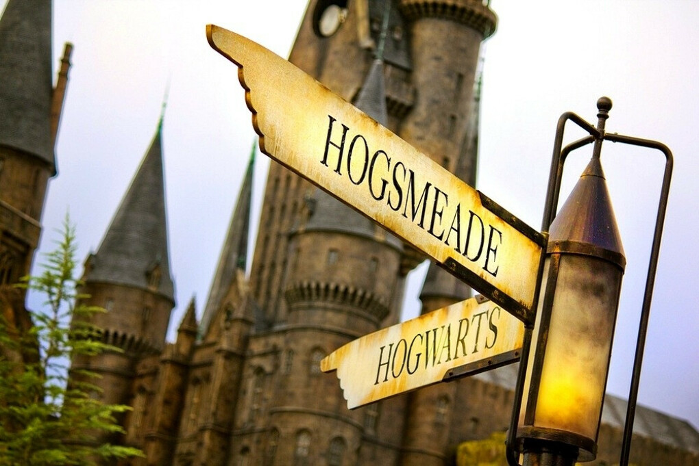 Побывать в деревне Гарри Поттера