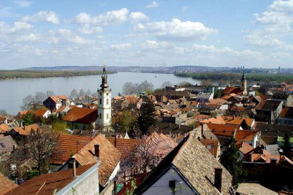 Поездка в Сербию