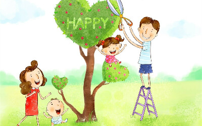 Хочу здоровья и счастья для моей семьи
