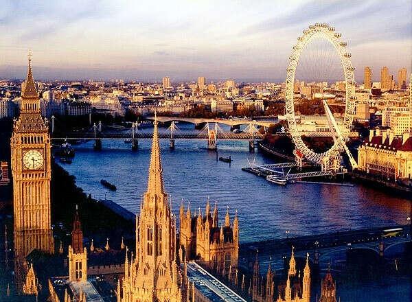 Поездка в Лондон!