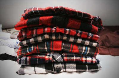 хочу много рубашек в клетку