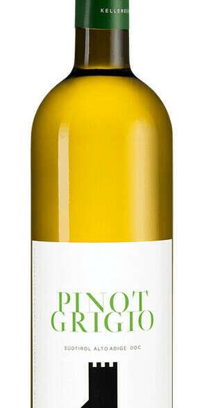 Вино Pino Grigio сухое