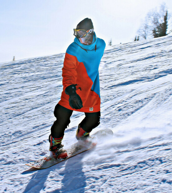 Сноубордическая толстовка