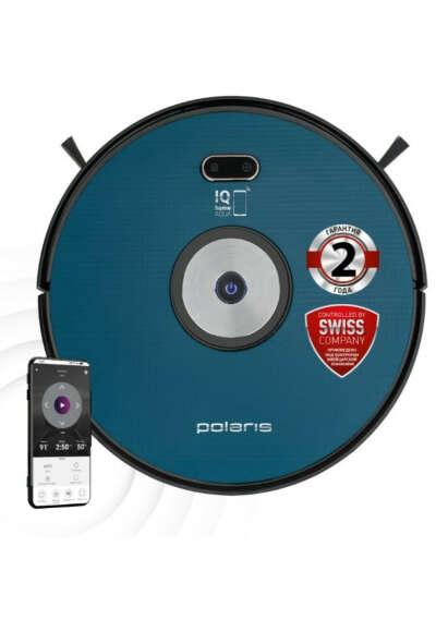 Робот-пылесос Polaris PVCR 3200 IQ Home Aqua