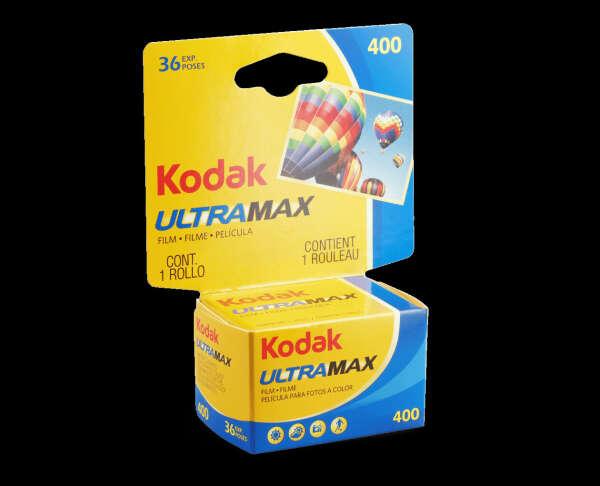 фотопленка 35мм Kodak Ultramax 400