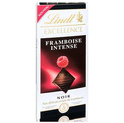 Хочу попробовать шоколад LINDT с малиной)))))