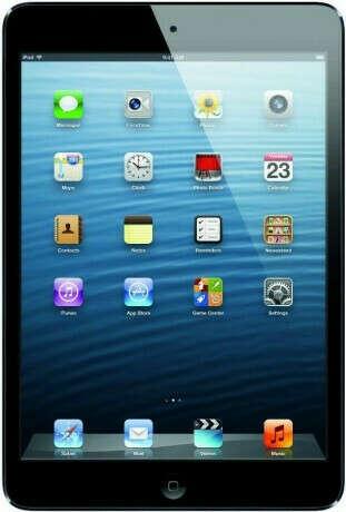 Планшет Apple iPad mini Wi-Fi 64 Гб Black