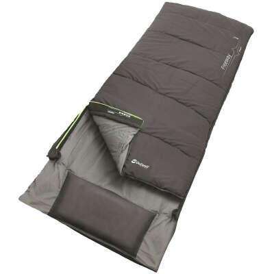 Спальный мешок Outwell Freeway Single/-1°C Grey Left (230333)