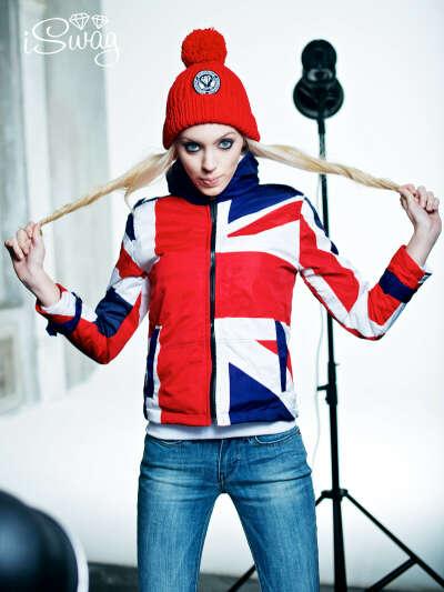 iSwag Jacket Union Jack