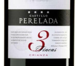 """Вино Castillo Perelada, """"3 Fincas"""" Crianza, Emporda DO"""