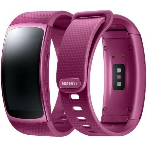 Фитнес-трекер Samsung Gear Fit2 (Pink)