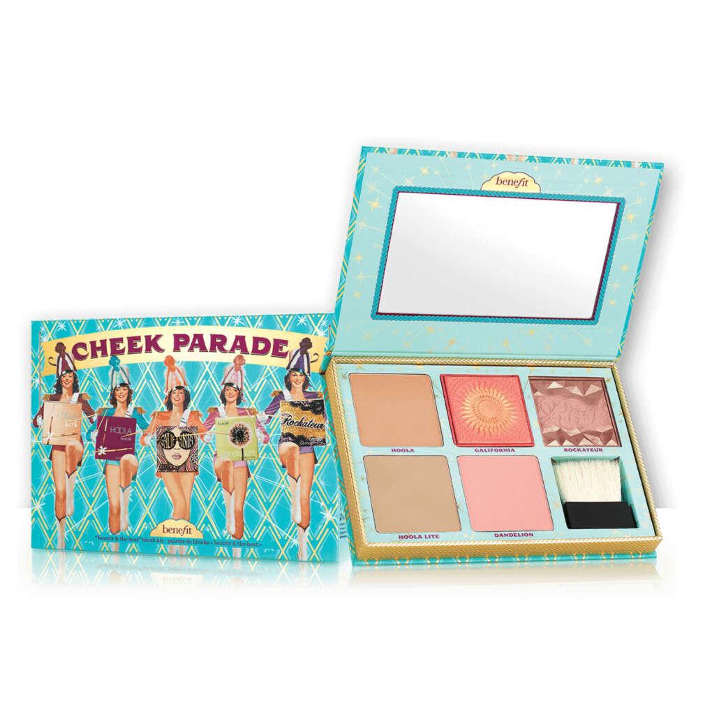 Benefit Cheek Parade Bronzer & Blush Palette