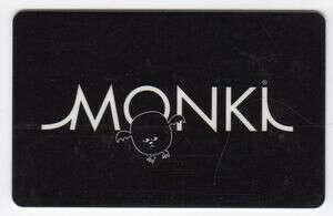 Подарочная карта monki
