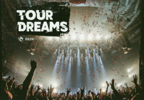TOUR DREAMS (SPACE SHOWER BOOKS)  Julen Esteban Pretel, Noriko Harada, Sayaka Tucker BOOK