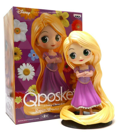 Bandai Q Posket Rapunzel
