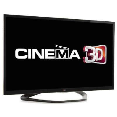 3D LED телевизор LG 47LA643V