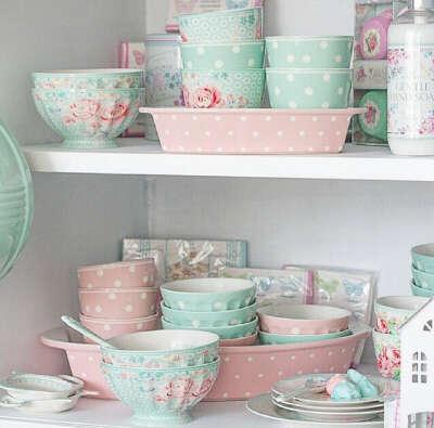 Прелестную посуду для дома