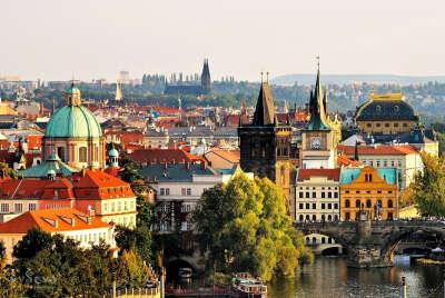 хочу поехать в Чехию
