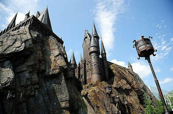 Поездка в парк Гарри Поттера в Орландо ♥