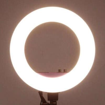 Светодиоидная круговая лампа
