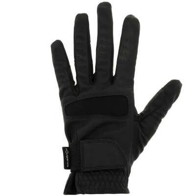 Перчатки для верховой езды