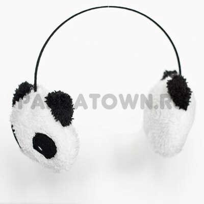 Панда Наушники