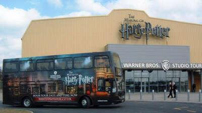 в музей Гарри Поттера