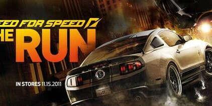 Новые авто для Need For Speed: The Run