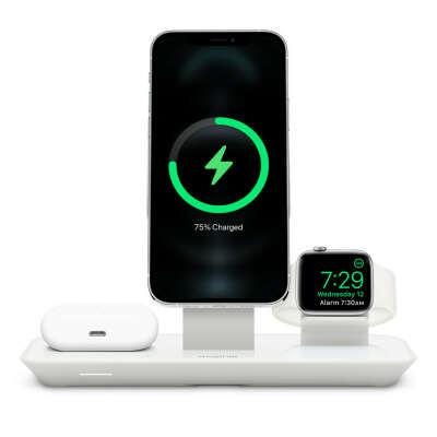 Подставка mophie 3‑in‑1 для зарядного устройства MagSafe