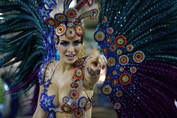 На карнавал в Рио