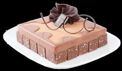Шоколадно-сырный торт от Renardi