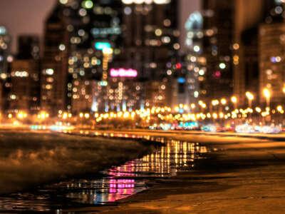 Покататься по ночному городу