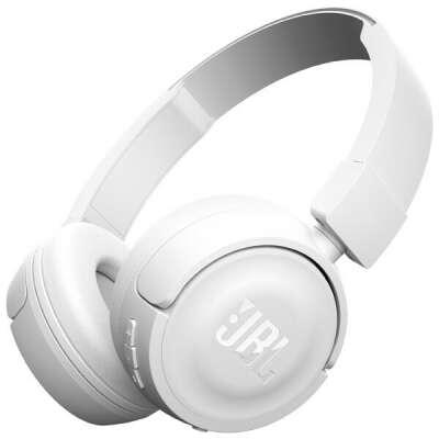 Наушники Bluetooth JBL T460BT White (JBLT460BTWHT)