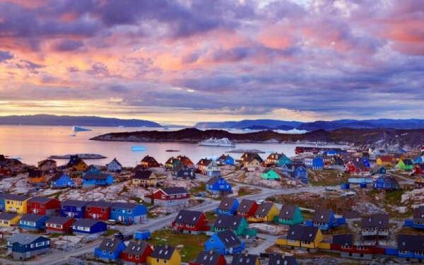 Посетить Гренландию