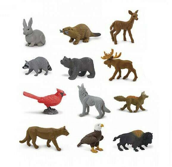 Все товары > Набор фигурок Обитатели леса купить в интернет-магазине