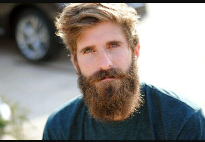 Иметь бородатого друга