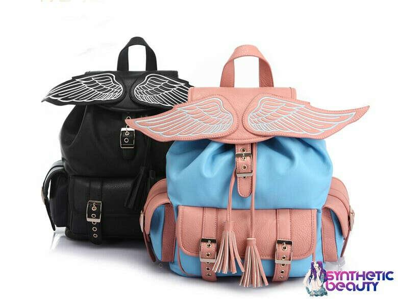 Рюкзак с крылышками
