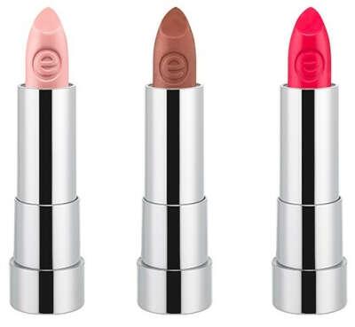 губная помада sheer & shine lipstick essence