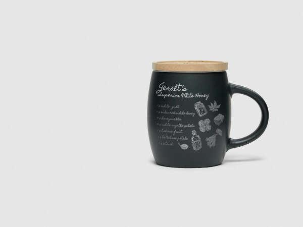 Geralt's Superior White Honey Mug