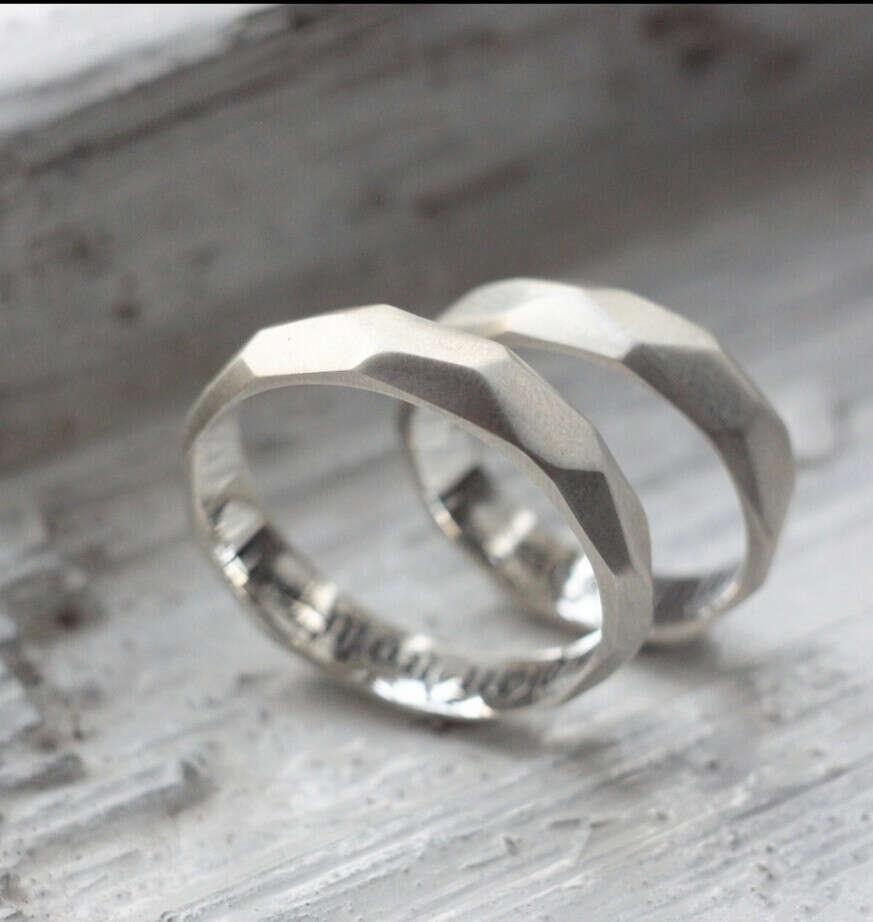 Граненое кольцо