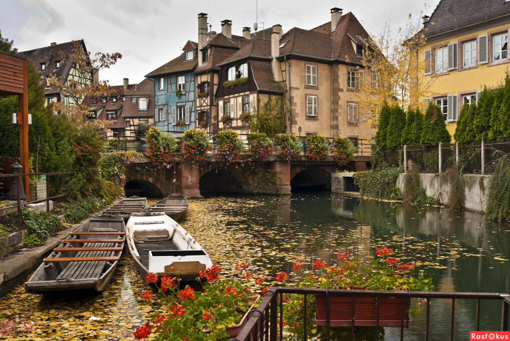 Хочу в Кольмар, Эльзас, Франция