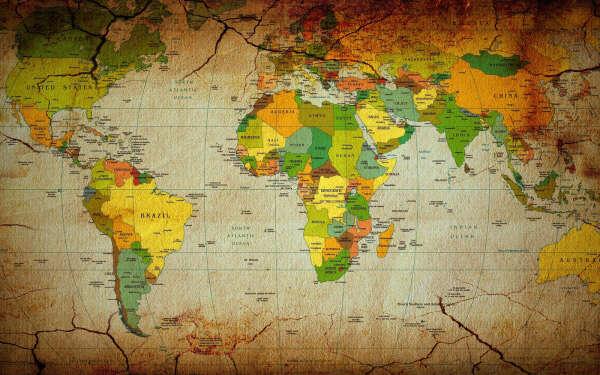 Посетить все континенты