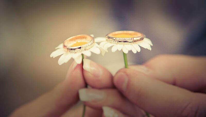 Выйти замуж за любимого!